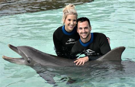 oceans needed   swim  dolphins   texas