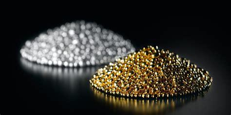 edelmetalle  der pflege gold silber platin