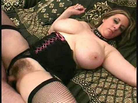 Busty Blonde Milf Kitty With Hairy Pussy Getting Pounded