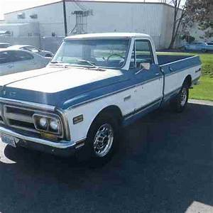 Find Used 1972 Gmc Sierra Grande 2500 In Spokane  Washington  United States  For Us  5 400 00