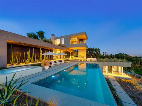 million newly built contemporary home  beverly hills