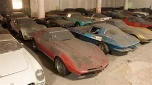 Collection De Voiture : une collection de voitures abandonn e de plusieurs millions d 39 euros d couverte par hasard ~ Medecine-chirurgie-esthetiques.com Avis de Voitures