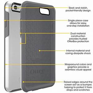 Otterbox Symmetry For Apple Iphone 6  6s