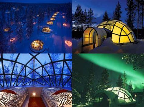 Kakslauttanen Arctic Resort In Saariselkäfinland Watch