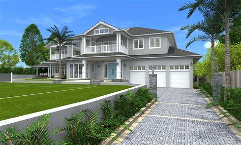 architect design  concept hamptons style st ives
