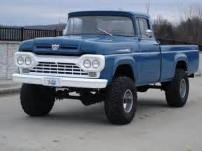 1960 Ford Truck 4x4