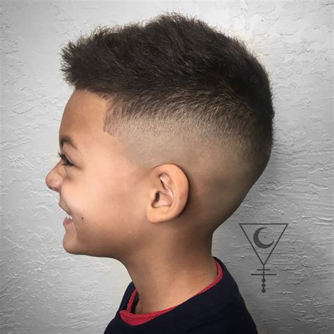 Small Hairstyle For Boy by Popular Haircuts For Boys 2018