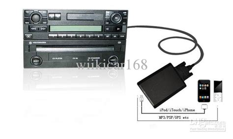 For Ipod/iphone Interface Adapter For Bmw E38/e39/e46/x3