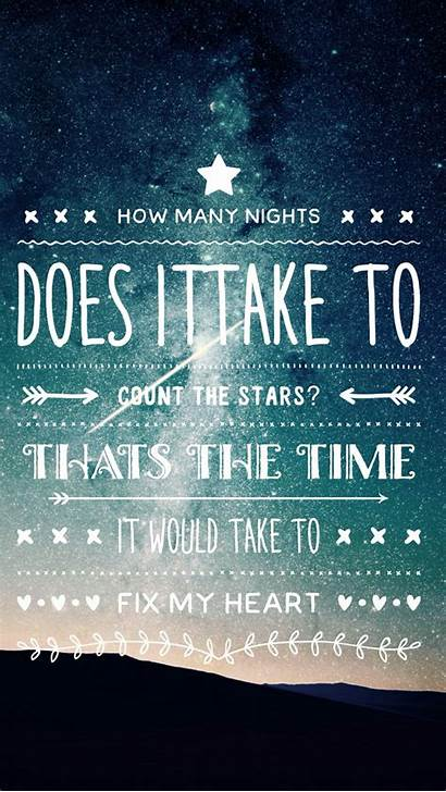 Lyrics Direction Quotes Song Infinity Lyric Songs