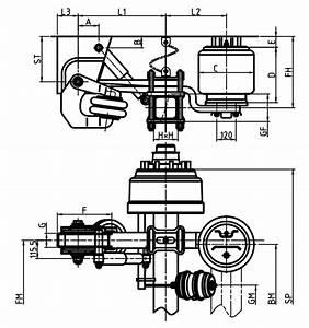 Semi-trailer Lift Axle Air Suspension