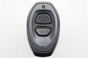 Toyota Rs3000 Key Fob Remote Programming Instructions