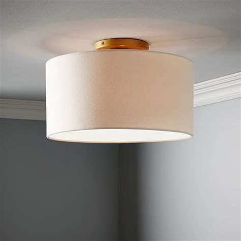 bedroom ceiling light shades 25 best ideas about flush mount lighting on
