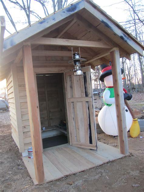 Backyard Built by 12 Diy Smokehouse Ideas Home Design Garden