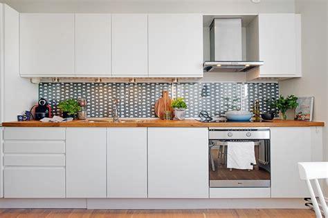 revestimiento de tela  cristal en una cocina detalles