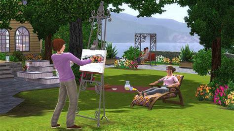Die Sims 3  Designgarten Accessoires › Gamesguide