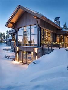 Mountain, Modern, House, Plans, 2020