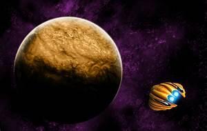 Planet Zebes By Falcon Zero On DeviantArt