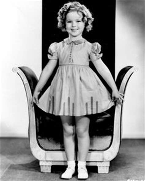 Gary Cooper and Shirley Temple in Now and Forever, 1934 ...