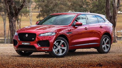 Jaguar Fpace, Epace Get Fivestar Safety Rating