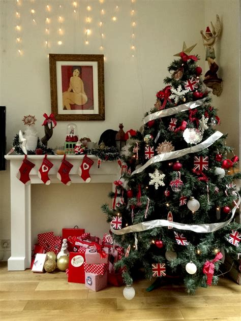 decoration noel style anglais  lanfr