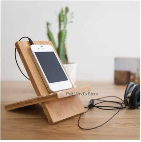 images  wooden phone stands  pinterest
