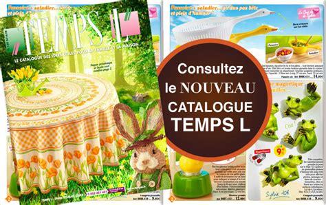 Il Y A De La Bonne Humeur Dans Le Nouveau Catalogue Temps L