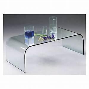 Table Basse En Plexiglas : table basse plexiglas ~ Teatrodelosmanantiales.com Idées de Décoration