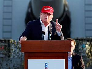 Donald Trump would not take salary as president - Business ...