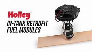 Holley In-tank Retrofit Fuel Modules