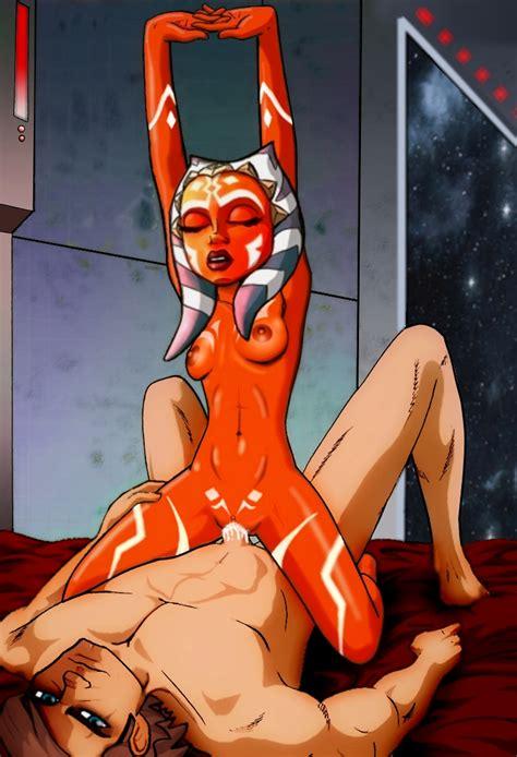 Star Wars Ahsoka Hentai Cumception