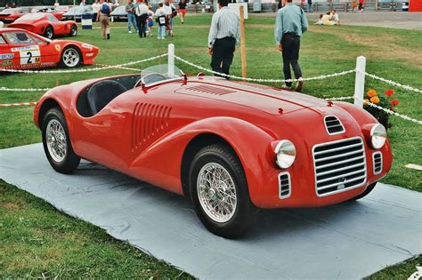 first ferrari 1949 125 s the first ferrari