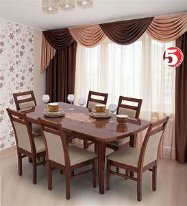 Inlay, Dining, Table, Set