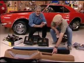 My Classic Car - OER Dash Pads - YouTube