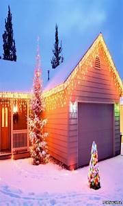 Christmas Home 480x800