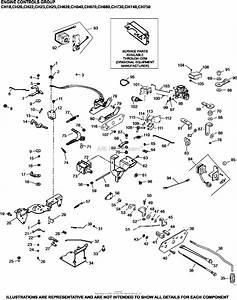33 Kohler Ch20s Carburetor Diagram