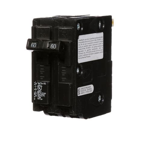 murray  amp double pole type msq qo replacement circuit