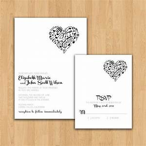 17 best ideas about music themed weddings on pinterest With free electronic wedding invitations with music