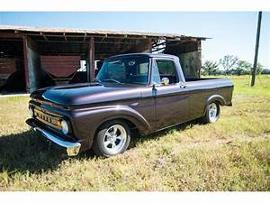 Glorious 1962 Ford F