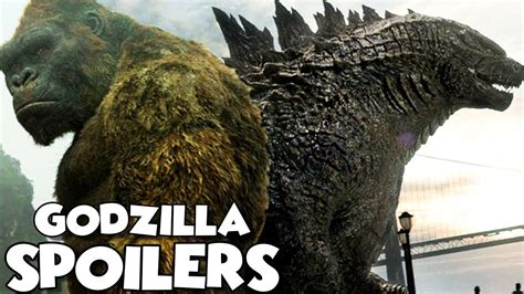 Godzilla King Of The Monsters Ending Spoilers Revealed