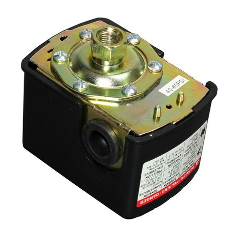Psi Adjustable Water Pump Pressure Switch Control