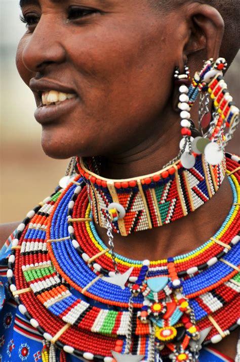 Maasai Tribe Jewelry