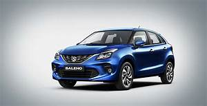 Maruti Suzuki Launches 2019 Baleno At Rs 545 000
