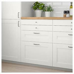 Ikea Küche Sävedal : s vedal schubladenfront wei ikea ~ Watch28wear.com Haus und Dekorationen
