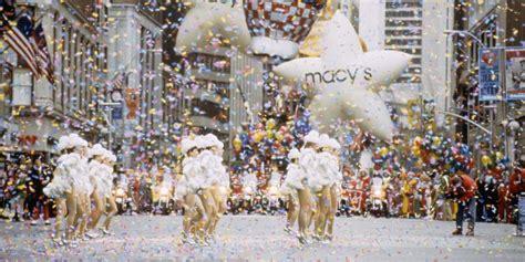 macys thanksgiving day parade history  facts