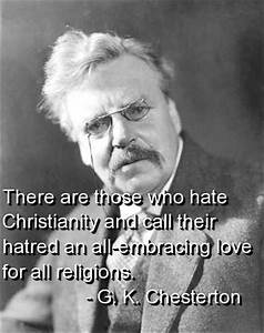 83 best images ... Gk Chesterton Food Quotes