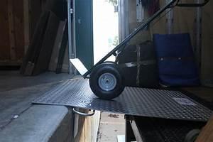 Aluminum Dock Plate
