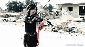 Lindsey Stirling Goddess Of Talent GIF - Find & Share on GIPHY