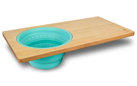 The Sink Colander And Cutting Board by Related Items