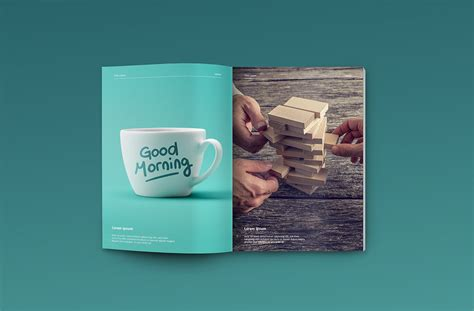 All free psd mockups you will find with lot of sub categories,just browse these freebies and use them for your commercial and personal projects. Free A4 Magazine PSD Mockup | Mockuptree