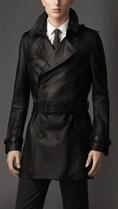 Trench Coat Burberry Homme : 17 best ideas about trench coat men on pinterest burberry men double breasted and mens winter ~ Melissatoandfro.com Idées de Décoration